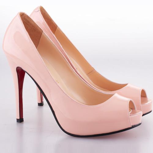 Pink Nude Pumps