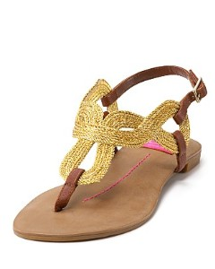 72252ec612c I d be reaching for this pair of gold DV by Dolce Vita sandals to boot  ( 55